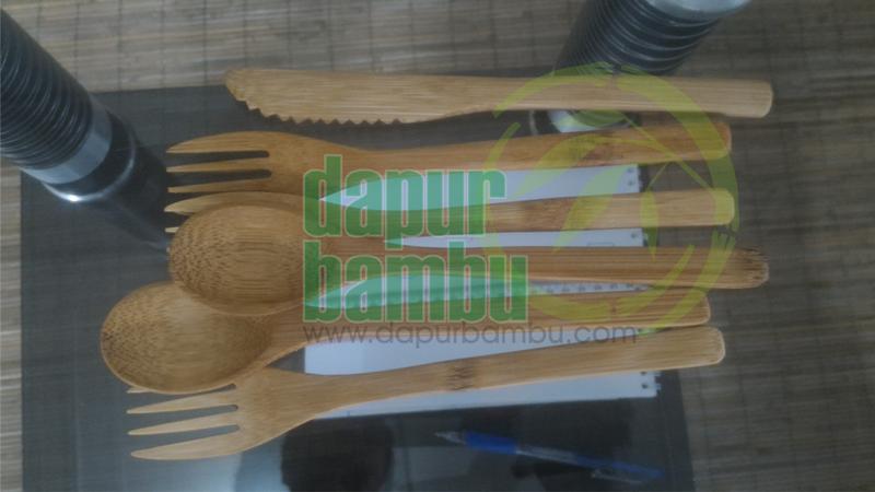 Sendok Bambu